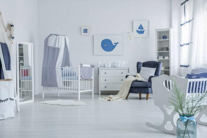 помещение для новорожденного