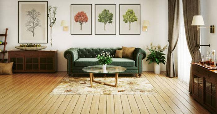 дизайн дом гостиной