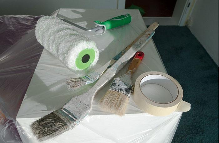 инструмент для малярных работ