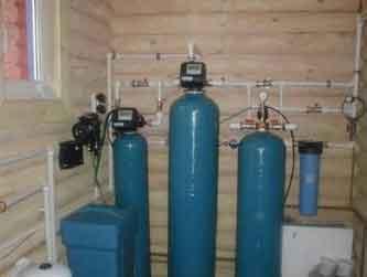 фильтр для очистки воды на даче