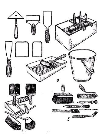 отделочный инструмент